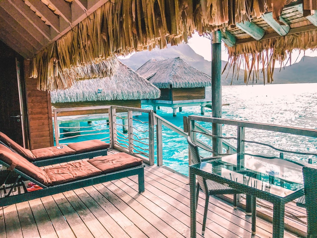 Diamond Overwater Villa - Intercontinental Bora Bora Resort & Thalasso Spa - Bora Bora