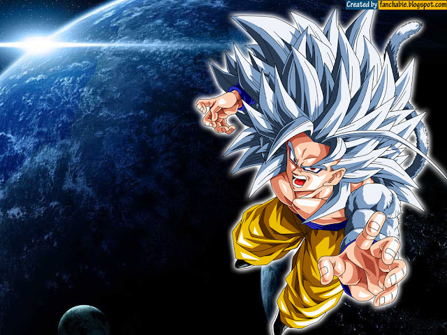 SSJ 5 wallpapers