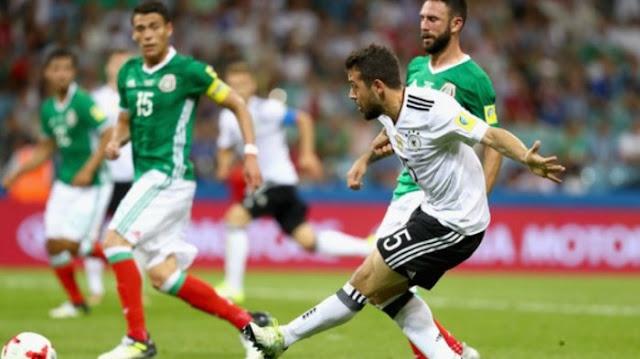 Prediksi Bola Jerman vs Meksiko Piala Dunia 2018