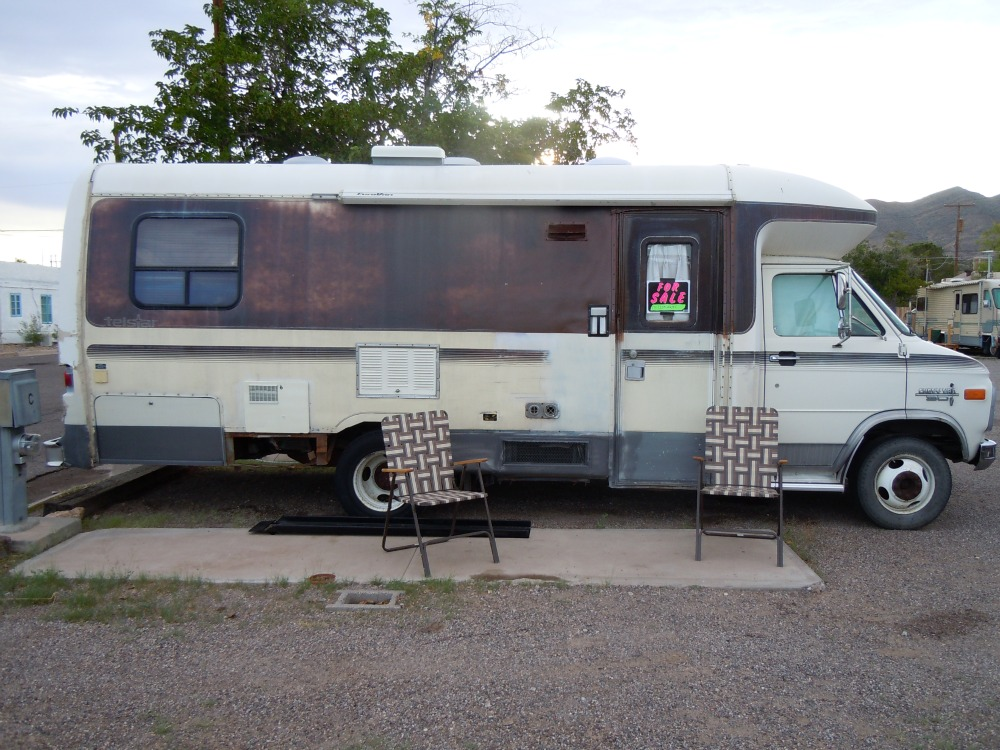 Used Travel Trailers For Sale In Az By Owner
