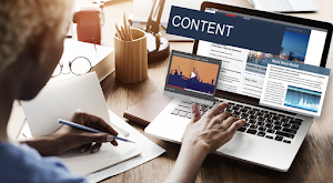 Tips Cara Membuat Konten Situs Web yang Efektif.