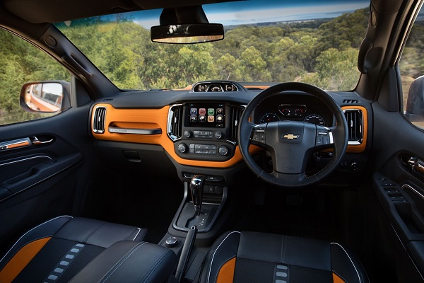 Chevrolet S10 Xtreme Concept