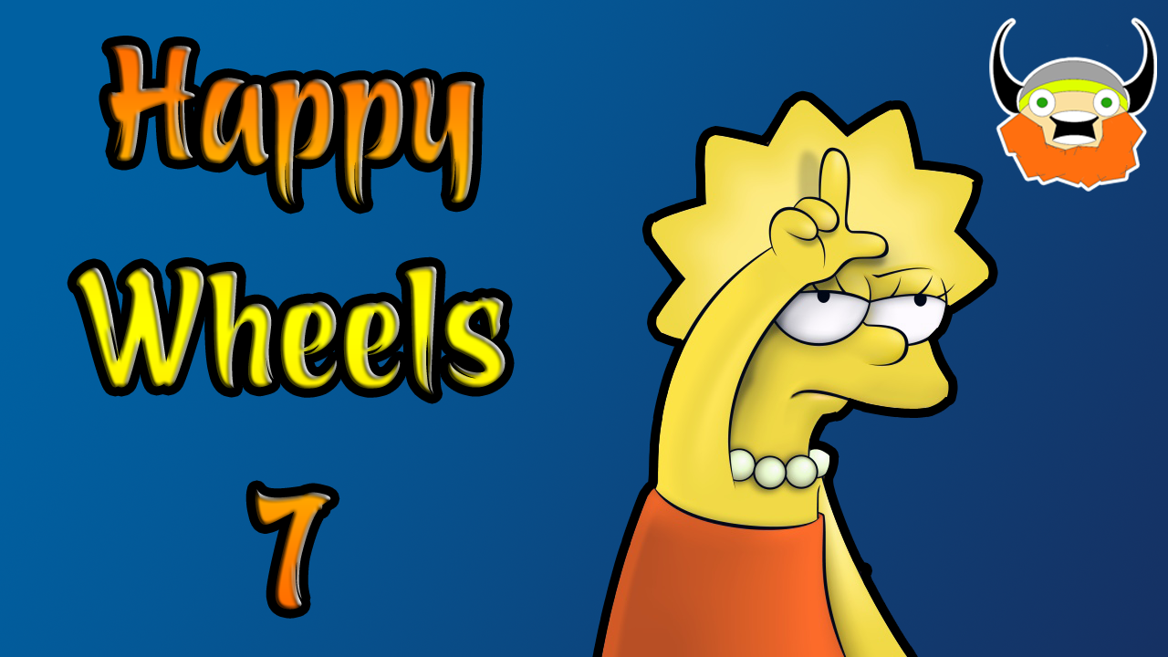 happy wheels loser lisa simpson