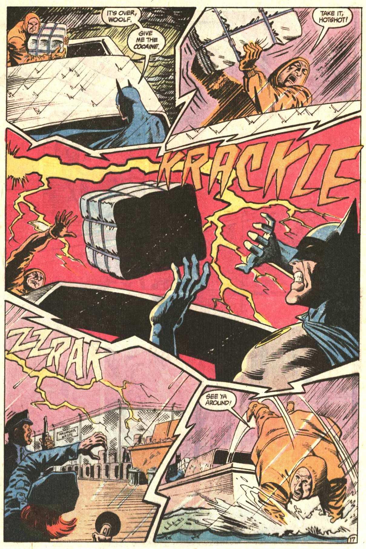 Detective Comics (1937) 587 Page 17