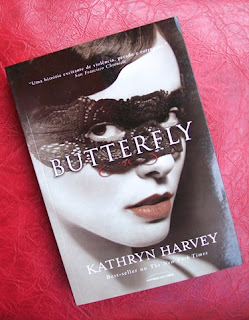Butterfly - Kathryn Harvey - Universo dos Livros
