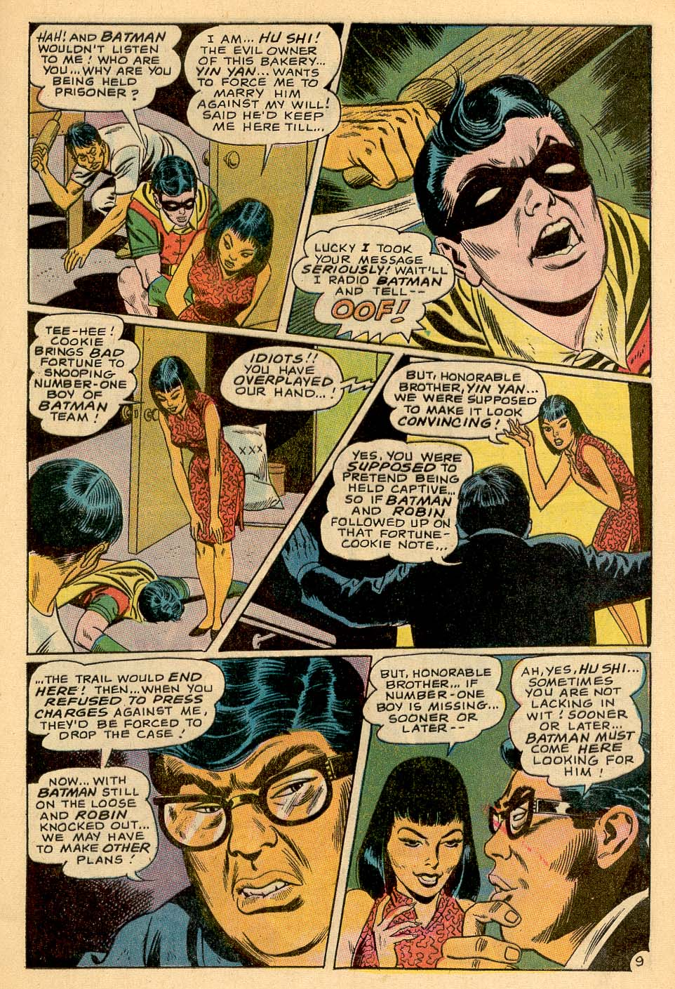 Detective Comics (1937) 383 Page 12