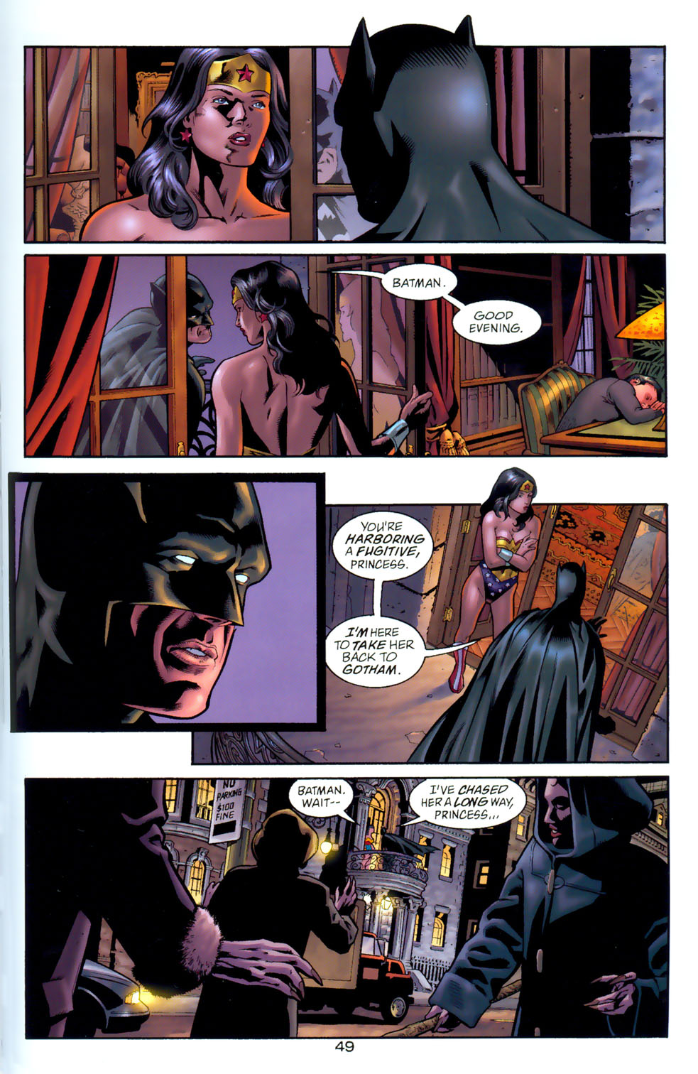 Read online Wonder Woman: The Hiketeia comic -  Issue # Full - 58