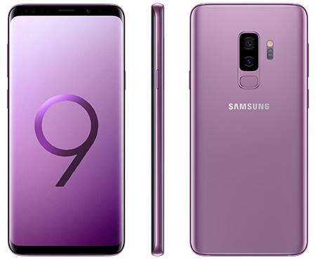 Samsung Galaxy S9 Plus ( ₦120,000 )