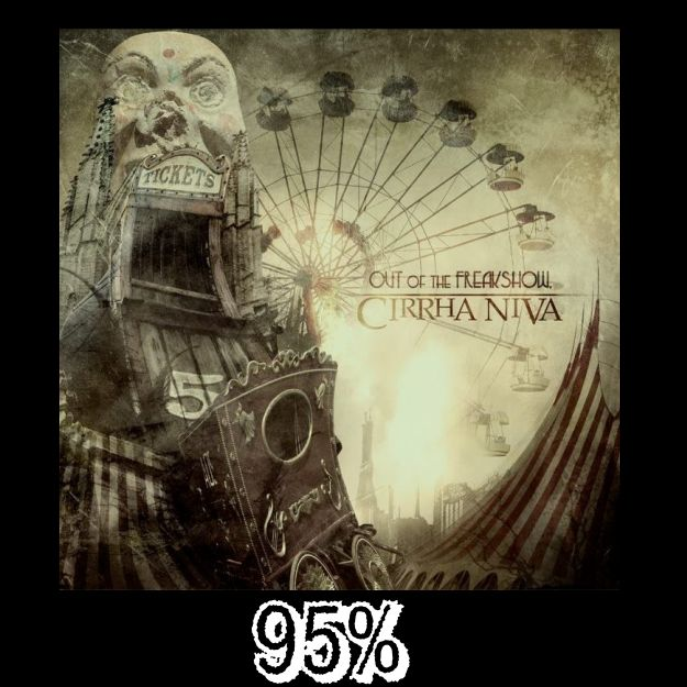 Reviews: Cirrha Niva - Out of the Freakshow