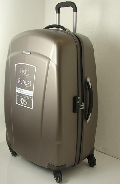 8b64883de Que material es mejor para elegir una maleta | Marroquineria ... valijas  rigidas samsonite