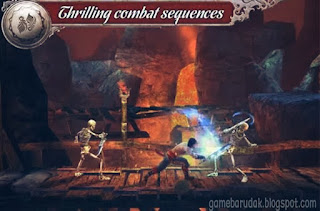 Download game Prince of Persia The Shadow and Flame apk