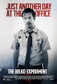 The Belko Experiment John Gallagher Jr. Poster