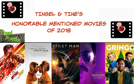 Tinsel & Tine Favorite Movies of 2018