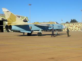 Su-24 Aljazair