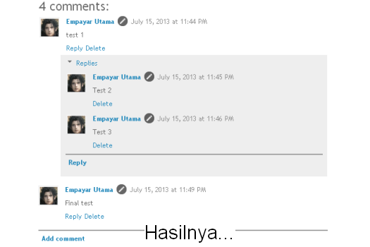 threaded comments 3