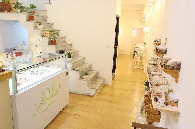 台南巴哈迪印象甜品工房