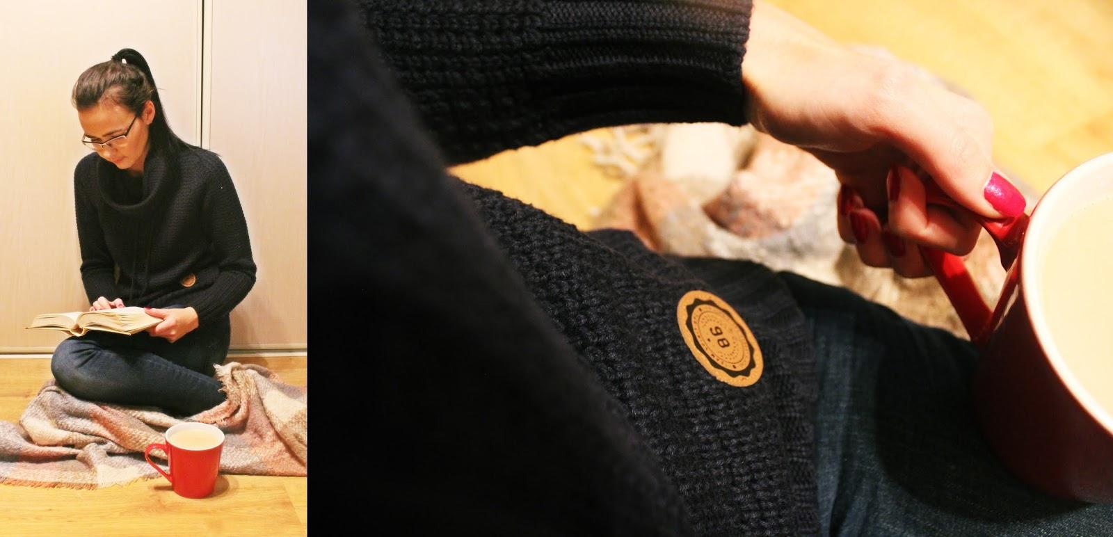 sweter,casual, moda