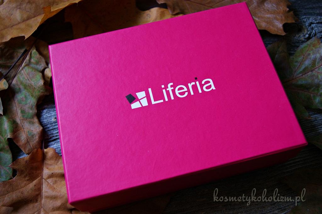 Liferia - nowy box na polskim rynku - edycja jeszcze październikowa