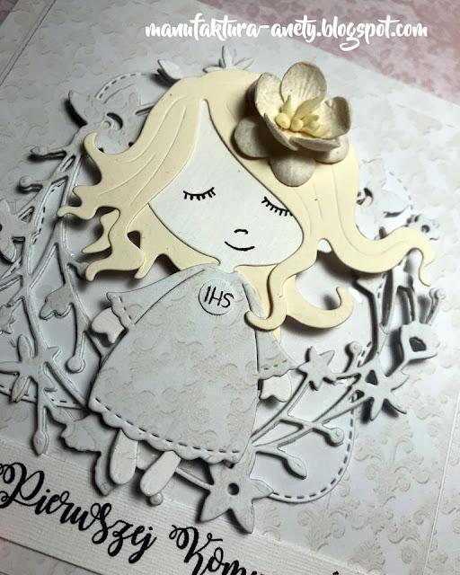 kolekcja Laserowe Love -Lily Flower