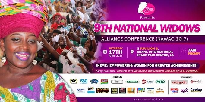 Mama Zimbi Foundation to host thousands of widows at 9th NAWAC 2017