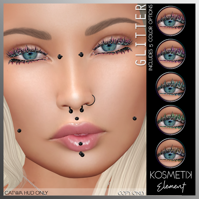 .kosmetik Element Eyelashes