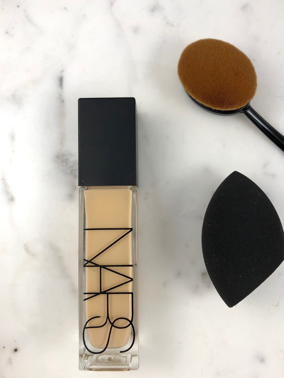 NARS Natural Radiant Longwear Foundation: A quick review