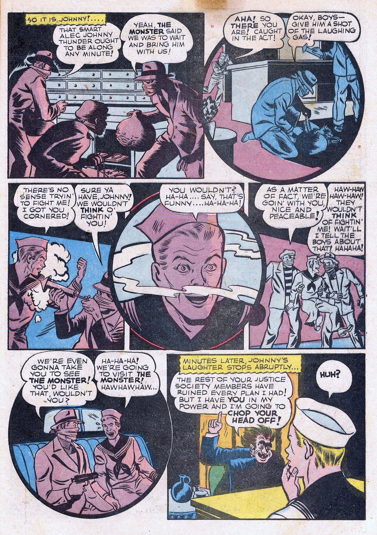 Read online All-Star Comics comic -  Issue #20 - 44