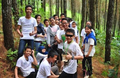 Paket Outbound for Student ( SMP/SMA)