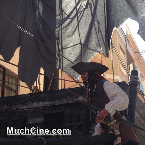 piratas del caribe fiestas de gràcia
