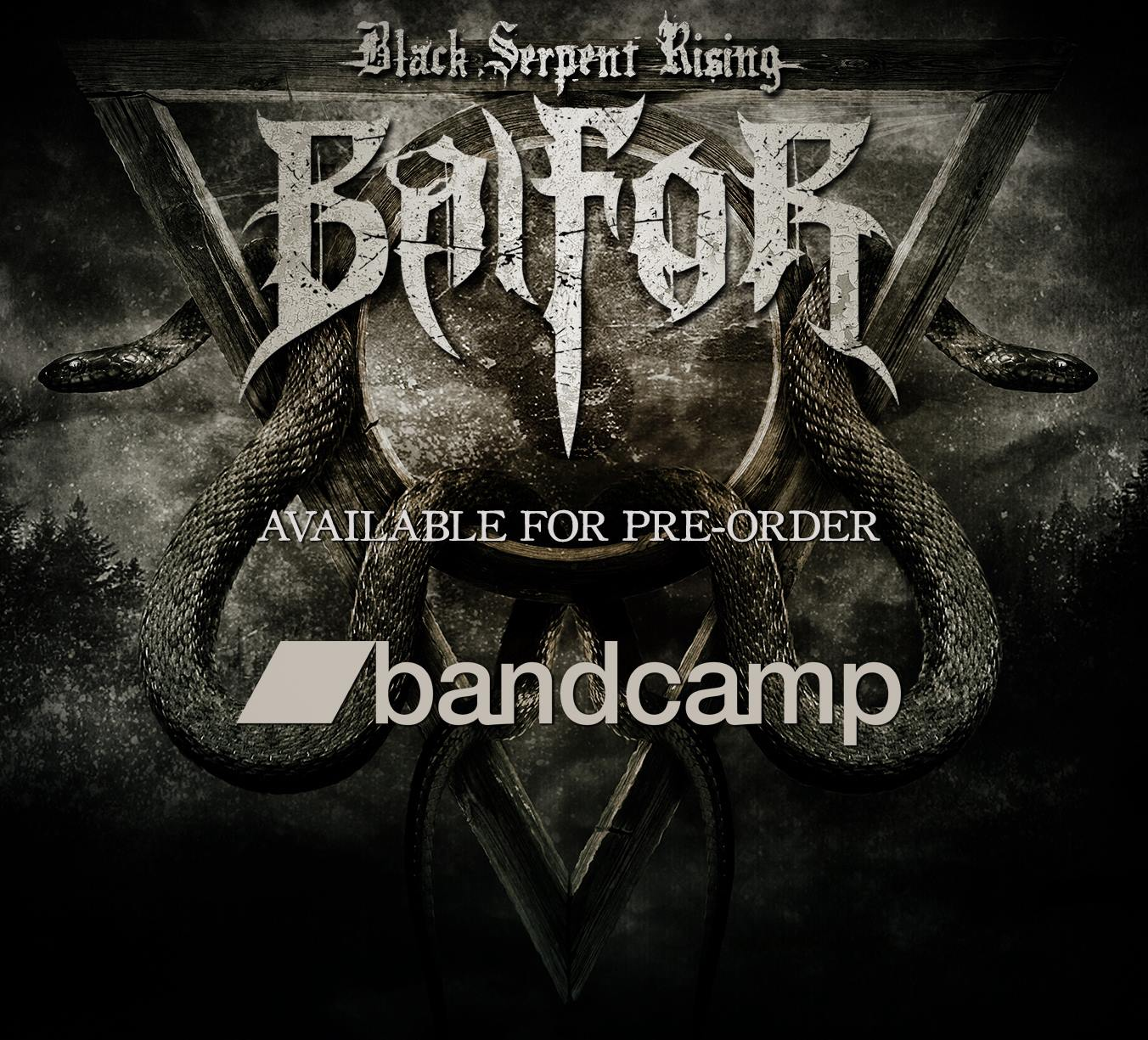 f7db6f82e80 NeKronos Promotion Hell  BALFOR - Pre-Order the new album