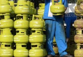Beli Gas Elpiji 3 Kg di Kota Bandung Harus Menggunakan Surat Keterangan Miskin (SKTM)