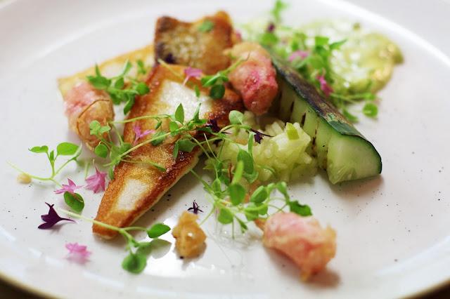 Dinner at wild British restaurant Native, Neal's Yard | London lifestyle blog