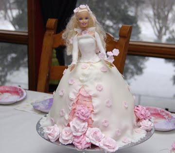Barbie Birthday Cake Barbie Birthday Cakes For Girls Birthday
