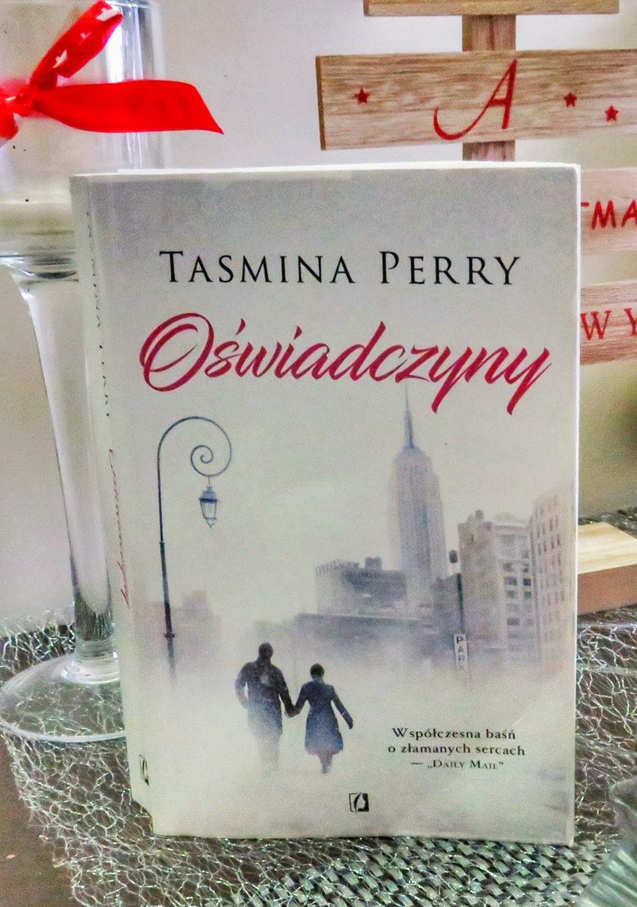 Oświadczyny Tasmina Perry _ recenzja