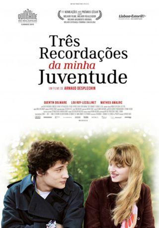 Três Recordações da Minha Juventude - Trois Souvenirs de ma Jeunesse (2015)