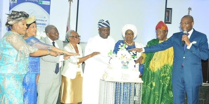 Photos from Akinwunmi Ambode's 53rd birthday celebration today