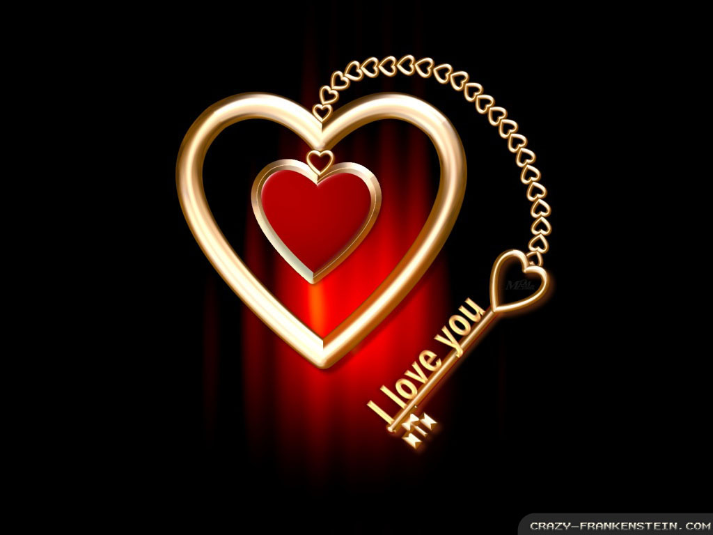 i love ♥ you heart HD wallpapers - I ♥ You images | Valentine's Day