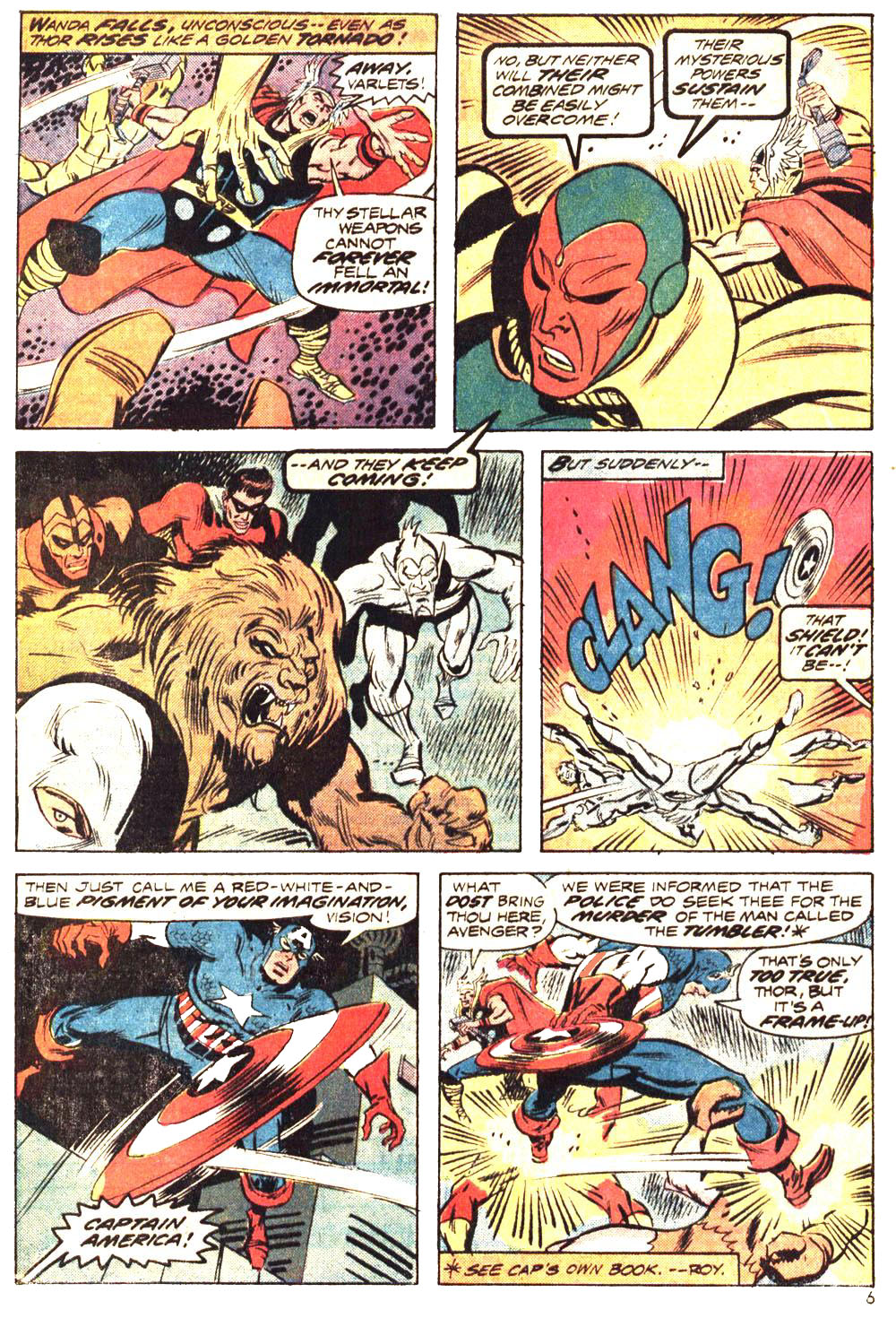 The Avengers (1963) 121 Page 4