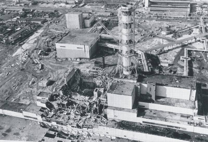 The Chernobyl Project: The disaster- how and why it happened