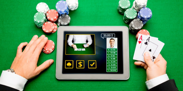 Why must you avoid playing judi on-line poker if you are not an professional