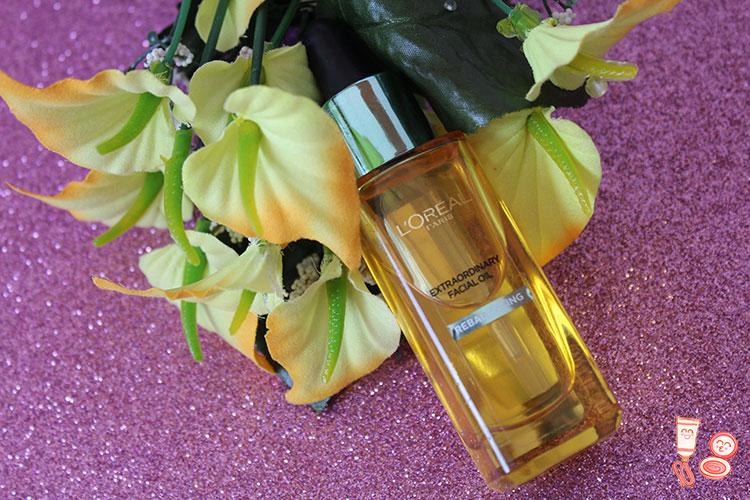 Extraordinary Oil: Rebalancing Facial Oil de L'Oréal ¡toda una joya!