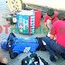 Camioneta embiste a joven repartidor de pizzas en Río Bravo