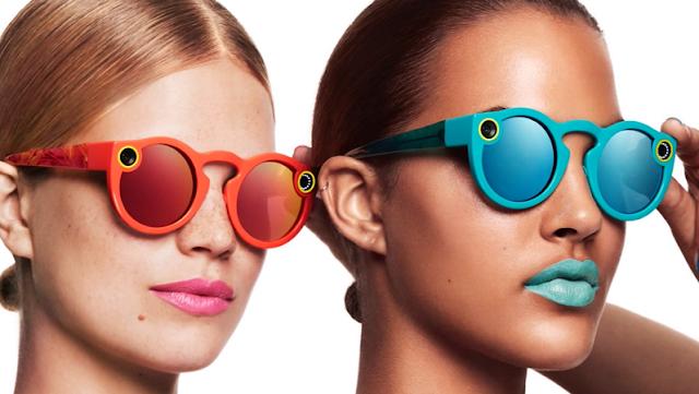 lentes con camara integrada