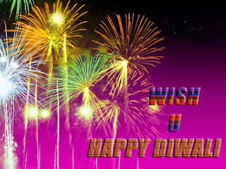Happy Diwali Greetings Animated
