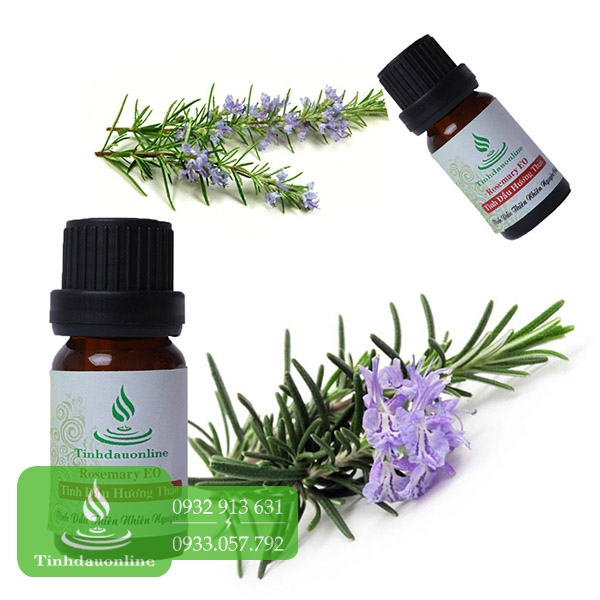 tinh dầu  tự nhiên hương thảo
