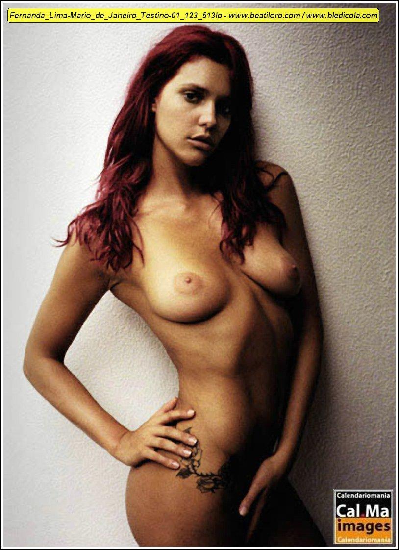 Fernanda Lima Nude 18