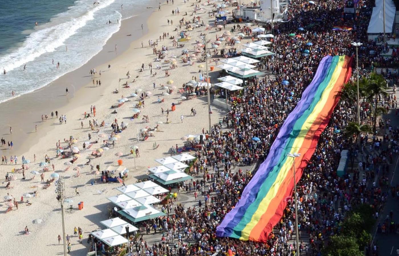 Sem Parada LGBT do Rio esse ano, evento deve volta em 2018 com nova reformulação