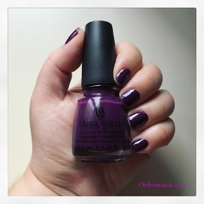 Esmalte uñas China Glaze Urban Night