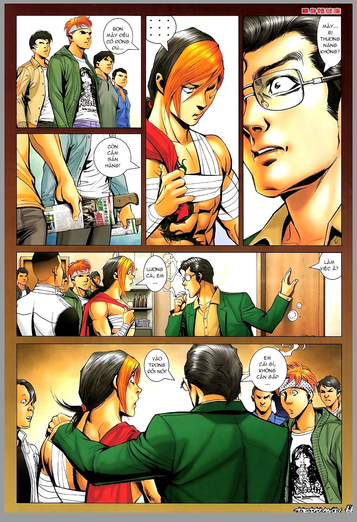 Người Trong Giang Hồ - Chapter 1371: Hào Khí 2 - Pic 23