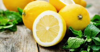 lemon can be used to cure gastric problem
